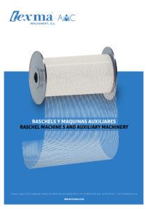 Raschel Machines & Auxiliary Machinery